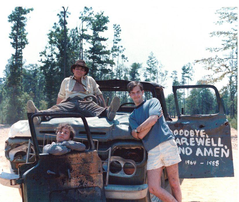 Raiders truck